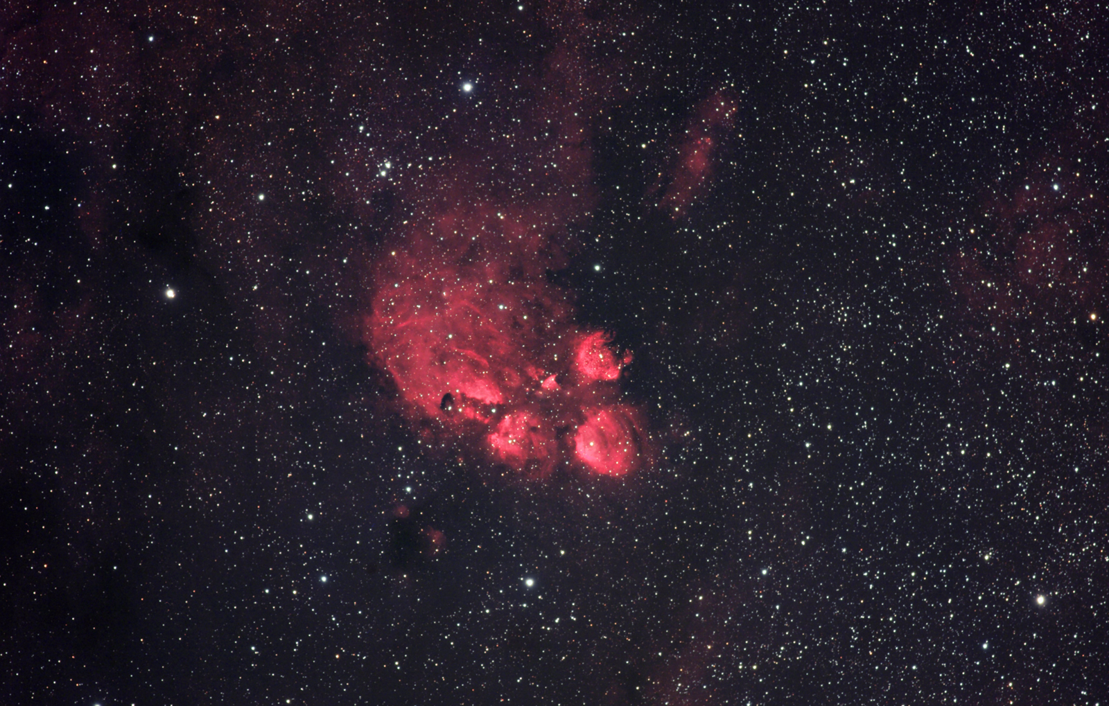 cats paw nebula desktop background - photo #31