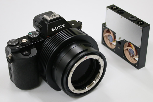 Modified sony A7s