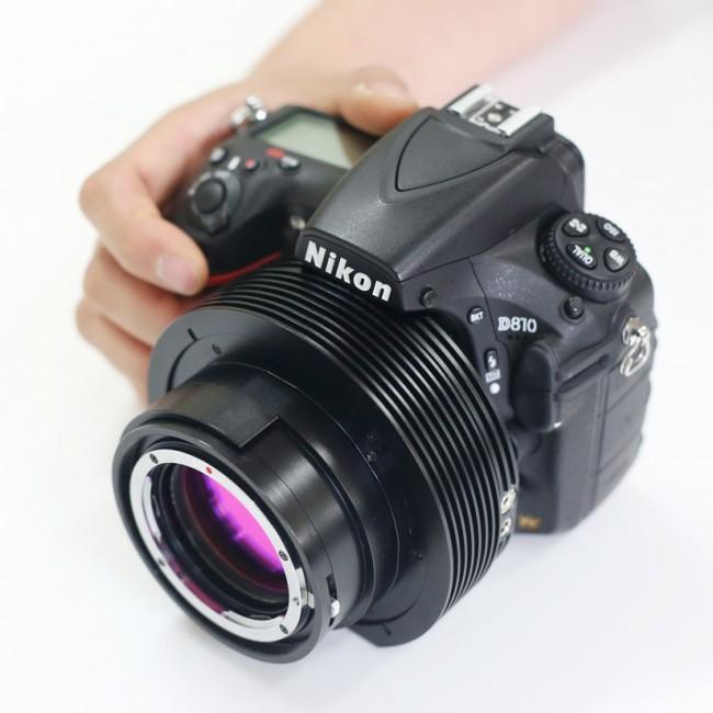 Astro D810 Cooled Nikon D810 Cooled Dslrs